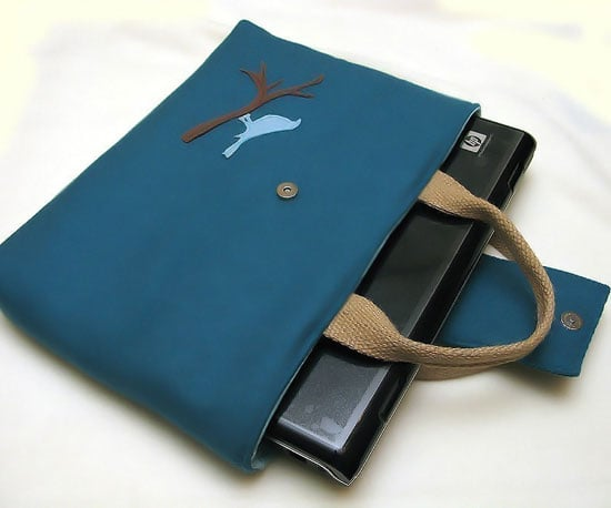 Bird Laptop Sleeve/Bag ($50)