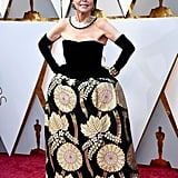 If Rita Moreno's Gown Looks Familiar, It's Because She Wore It to the Oscars 50 Years Ago