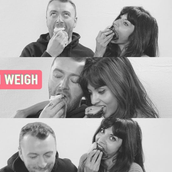 Sam Smith Men's Body Positivity Interview With Jameela Jamil