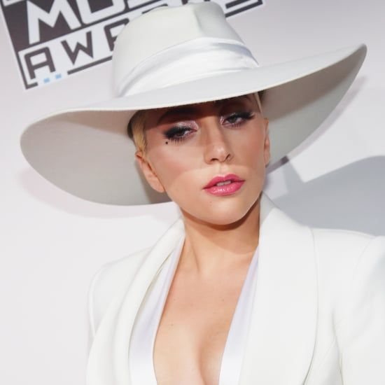 Lady Gaga at 2016 American Music Awards