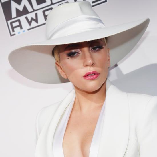 Lady Gaga at 2016 American Music Awards