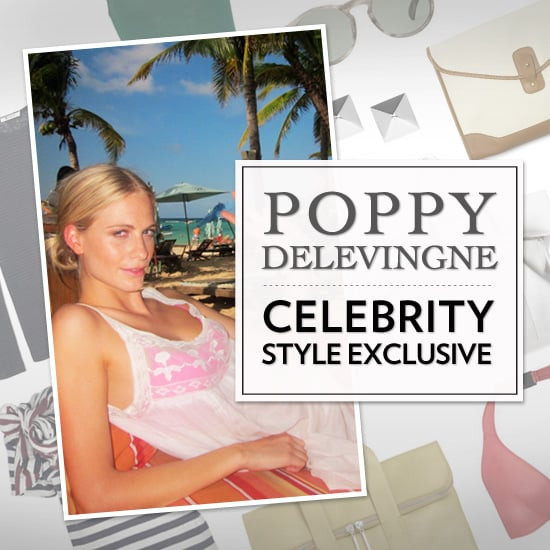Unstoppable Style: Poppy Delevingne Shares Her Ultimate Summer Wish List