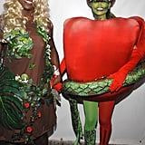 Heidi and Seal's 2006 Halloween couples costume is hilarious.
