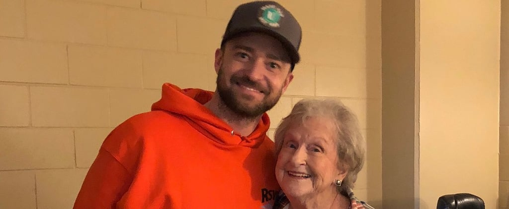 Justin Timberlake Surprises 88-Year-Old Grandma Video