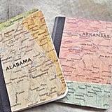 Arkansas and Alabama Pocket Notebooks