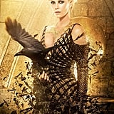 The Huntsman Character Posters 2015