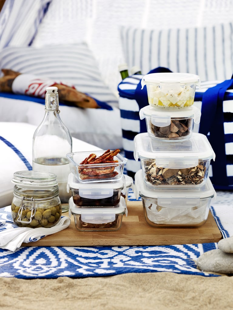 Swap: Mismatched Containers for Clear Ones