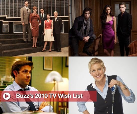 2010 TV Wish List