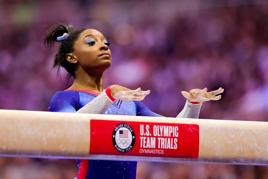 US Women's Olympic Gymnastics Team Spot: Simone Biles
