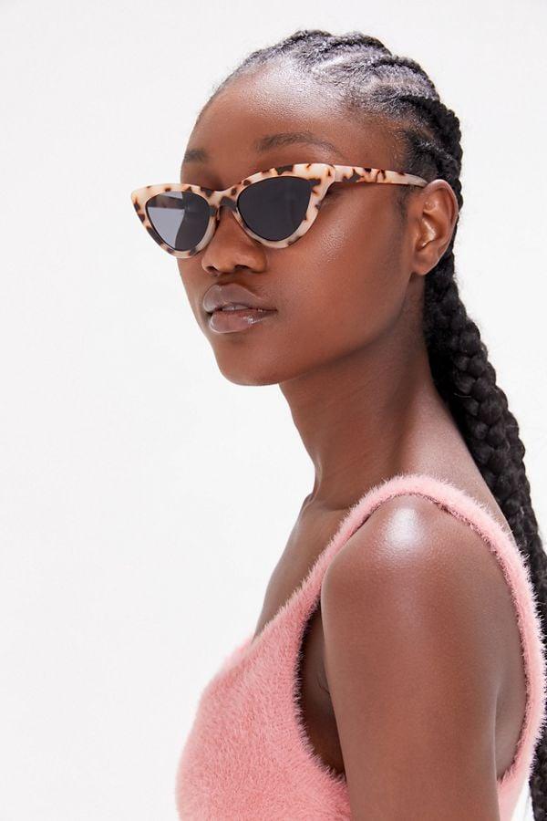 Lizzie Cat-Eye Sunglasses