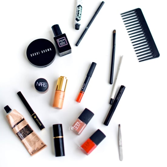 How to Pack Beauty Products