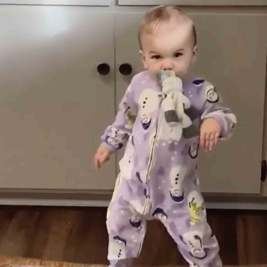 Videos of Toddler Dancing on Instagram