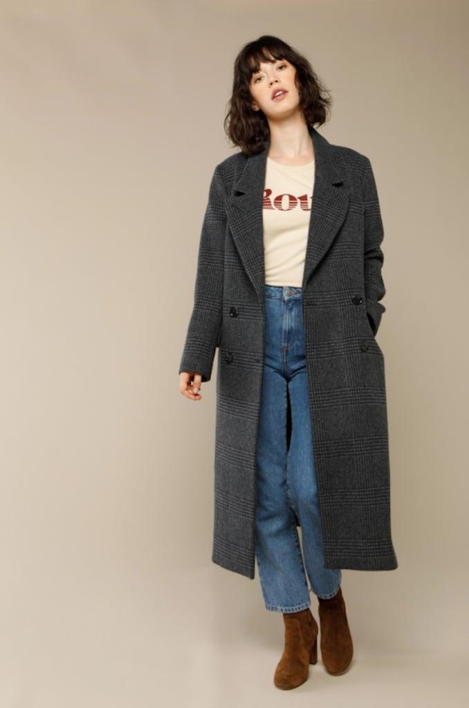 Rouje Pilou Coat ($341)