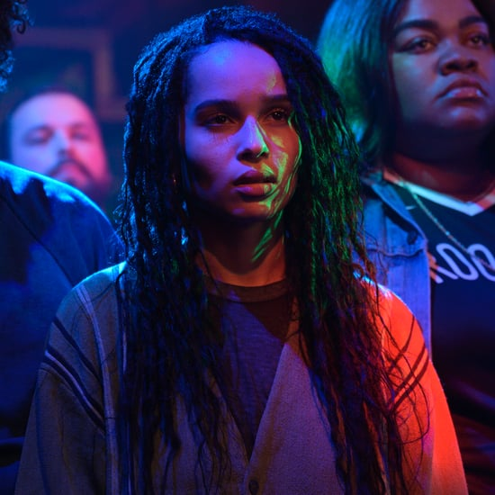 Zoe Kravitz in Hulu's High Fidelity Pictures