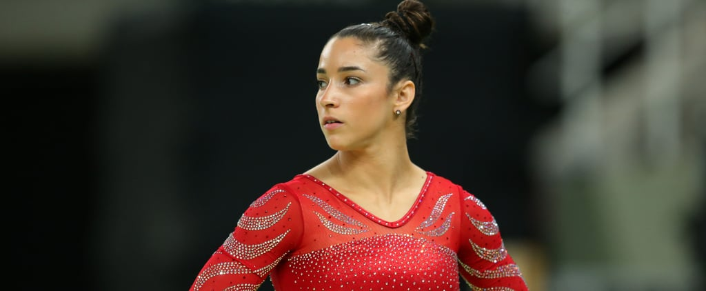 Aly Raisman Tweets About Leotards and Victim-Shaming