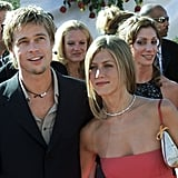 July 2000: Brad and Jen Get Married in Malibu