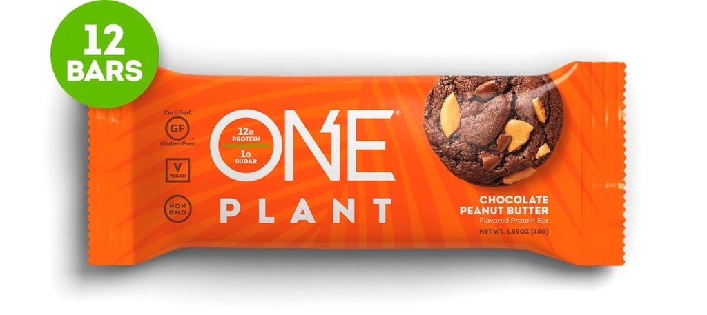 One Plant Protein Bars, Chocolate Peanut Butter