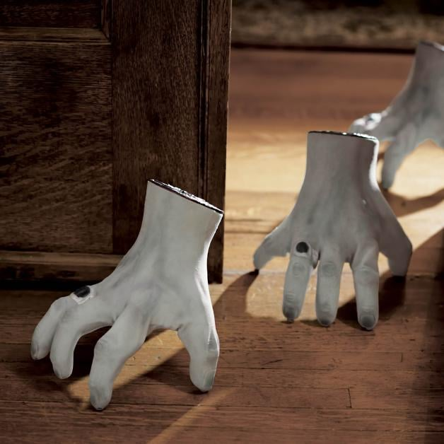 A Parade of Undead Crawling Hands