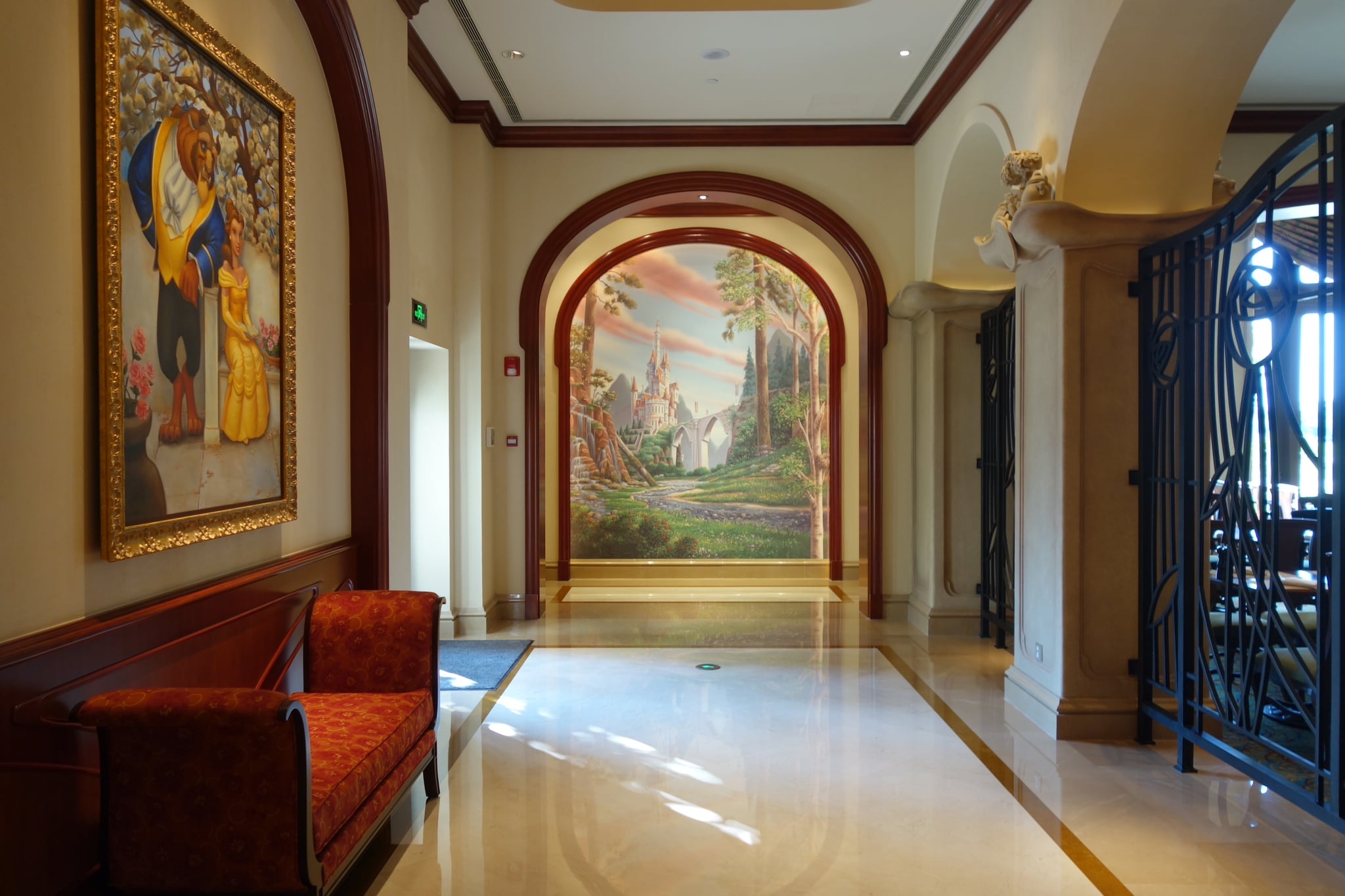 If you can afford the Shanghai Disneyland Hotel, book it.