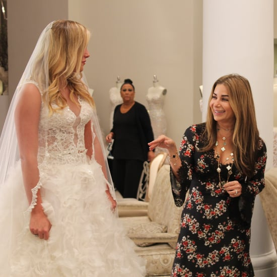 Say Yes to the Dress Wedding Dress Designer Pnina Tornai