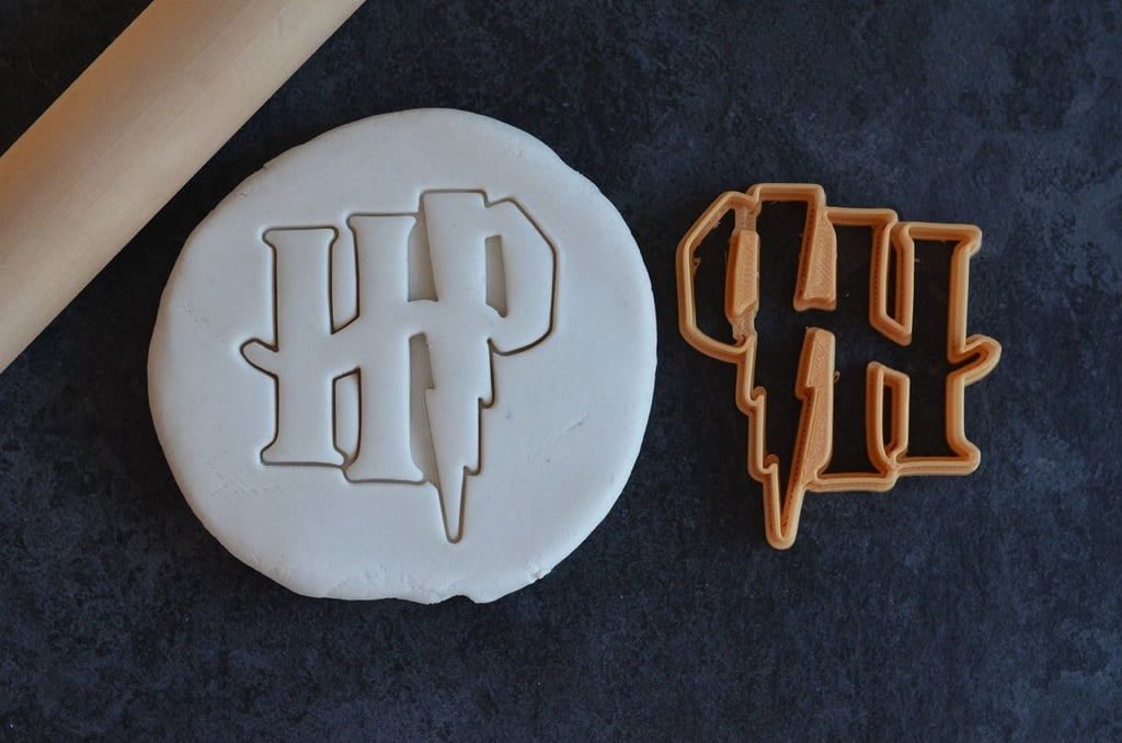 """HP"" Harry Potter Cookie Cutter ($5)"