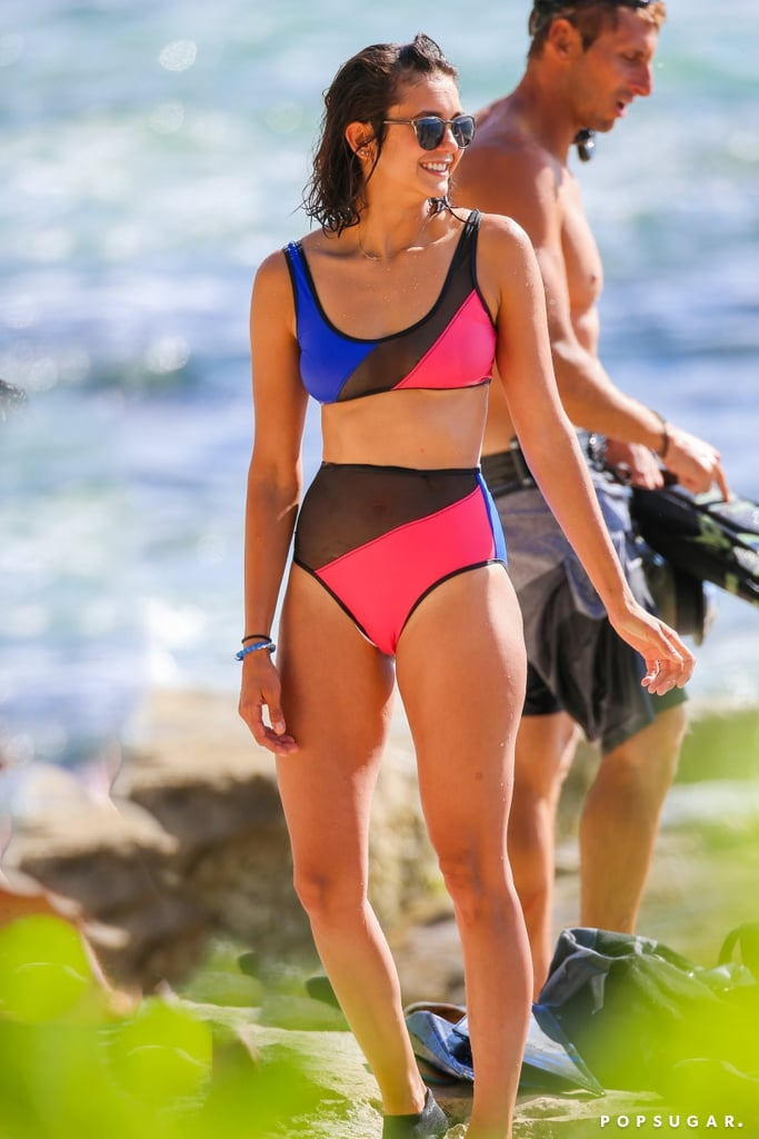 Sorry, Nina dobrev bikini pics opinion