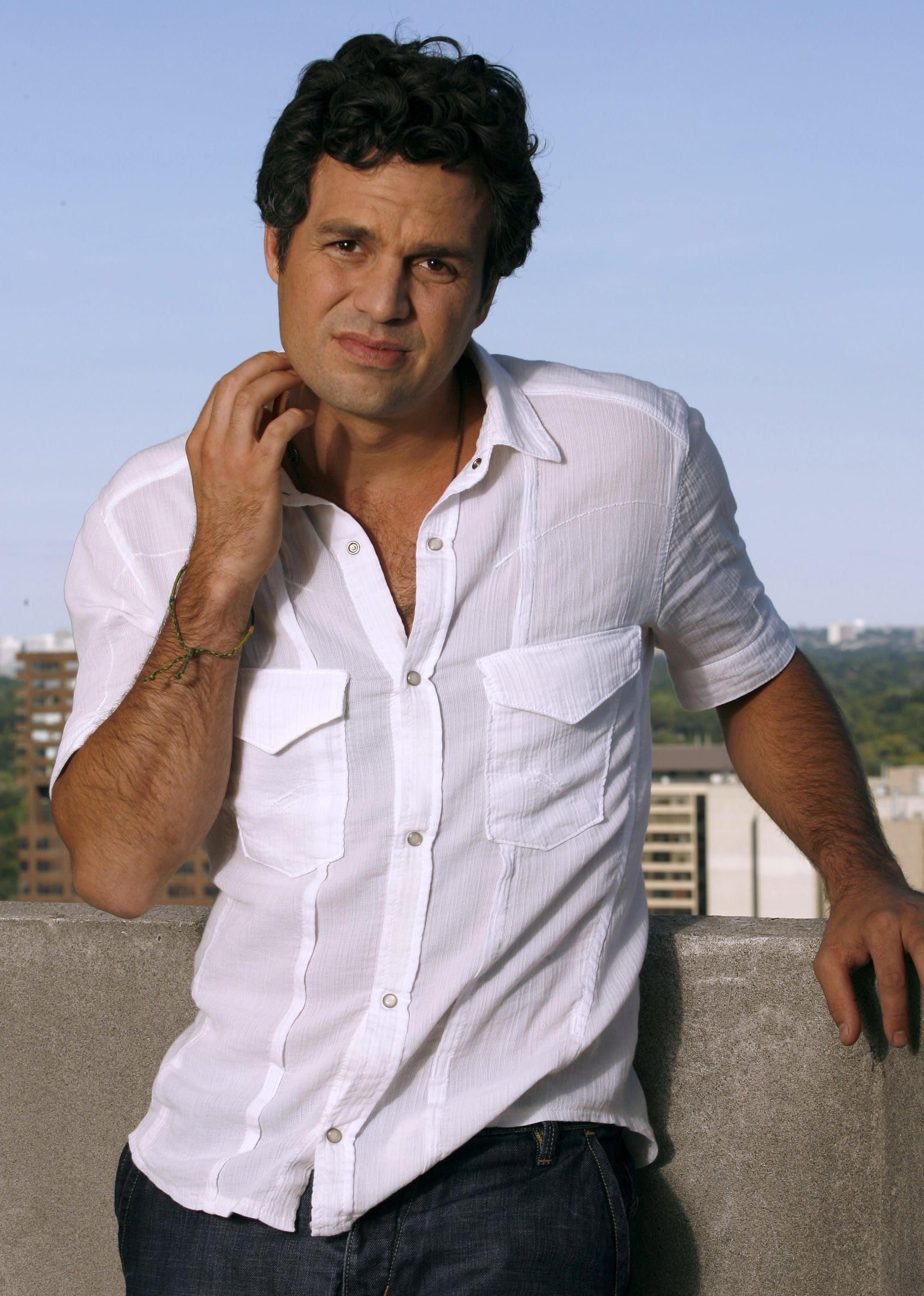 Sexy Mark Ruffalo Pictures Popsugar Celebrity Uk