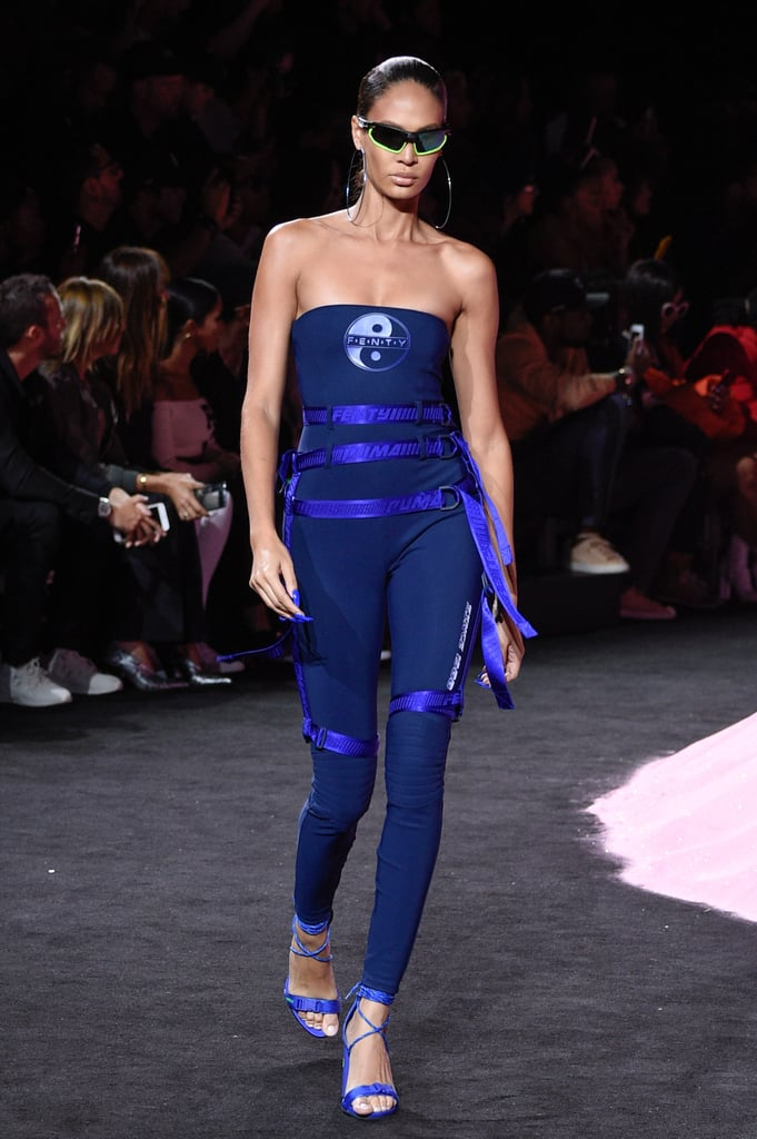 check out 6cd53 2a3bd She Walked the Fenty Puma by Rihanna Runway in an Incredible ...
