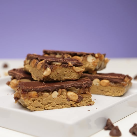 Raw, Vegan Snickers Bar Recipe