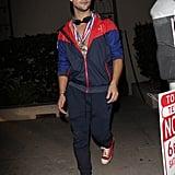 Taylor Lautner as Ryan Lochte in 2016