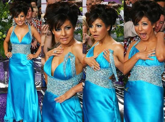 2008 Soap Awards: Roxanne Pallet Has a Wardrobe Malfunction!