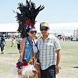 3. Feather Headdresses