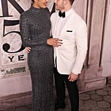 Priyanka and Nick Attended the Ralph Lauren Show at Fashion Week in 2018