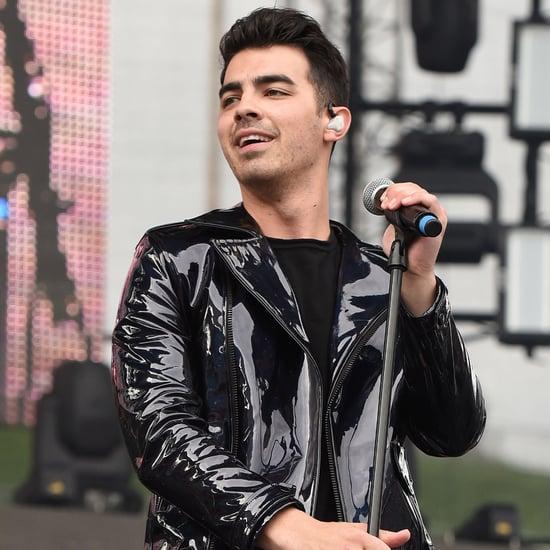 Joe Jonas Interview July 2016