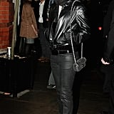 December 2007: Chanel Pre-A/W Collection Show in London