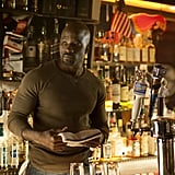 Mike Colter as Luke Cage, who is set to get a show of his own.