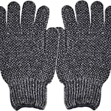 """Even during the dry and cold Winter months, I like to keep my hands looking young with a pair of exfoliating gloves. These ones help improve the outer appearance while helping skin 'detox.'""     Charcoal Exfoliating Gloves ($7)"