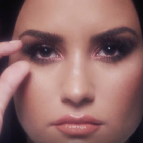 Demi Lovato Taking Her Makeup Off For Vogue Video 2018