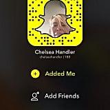 Chelsea Handler: chelseahandler