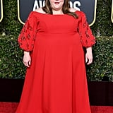 Chrissy Metz at the 2019 Golden Globes