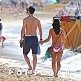 Desiree Hartsock Bikini Honeymoon Pictures