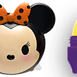 Lip Smacker Disney Tsum Tsum Minnie in Sour Tricky Treat