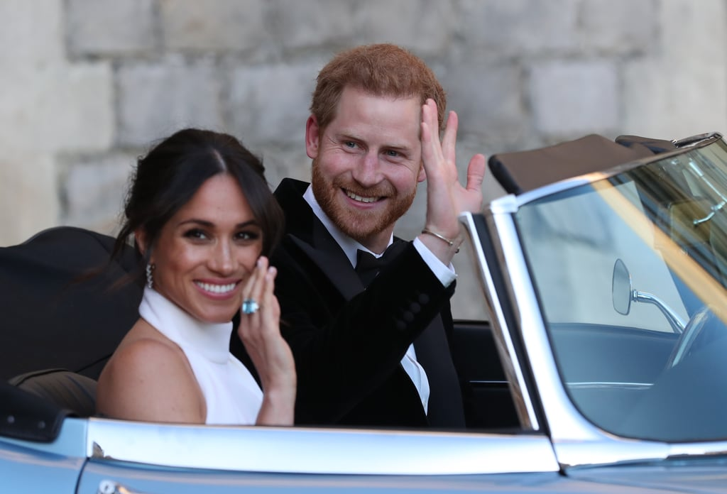 We all know that weddings can get expensive, but we can't even begin to fathom what the cost of Prince Harry and Meghan Markle's royal wedding was. Between Meghan's breathtaking dresses, her stunning engagement ring, the beautiful cake, and the loads of flowers, our brain hurts from us just trying to do the math. Don't worry, though, we've spared you the headache and broken down Harry and Meghan's nuptials by the numbers. Still, you might want to make sure you're sitting down first, because you'll definitely gasp once you see the hefty price tag.       Related:                                                                                                           Missed the Royal Wedding? 10 Facts That Will Make You Feel Like You Were There