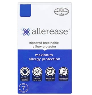 Aller-Ease Maximum Allergy Protection Pillow Protectors