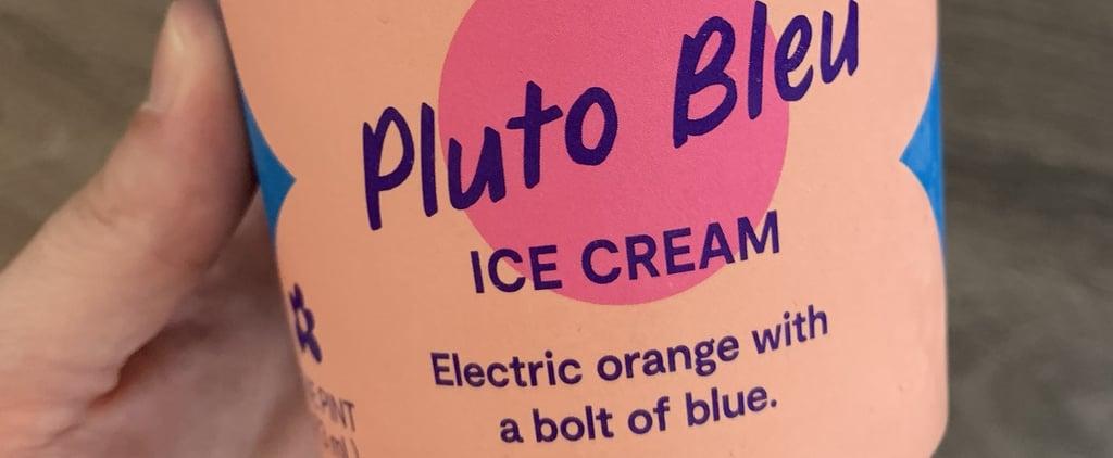 Jeni's Ice Cream Pluto Bleu Flavour Review