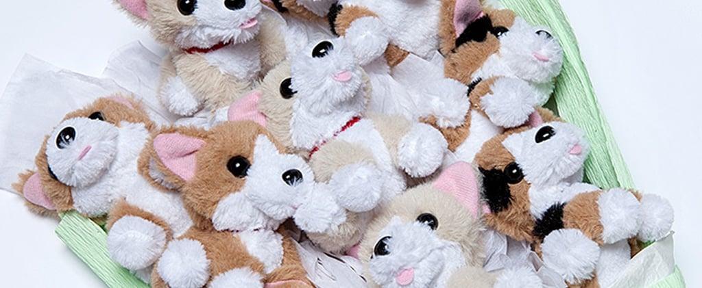 Stuffed Animal Bouquets