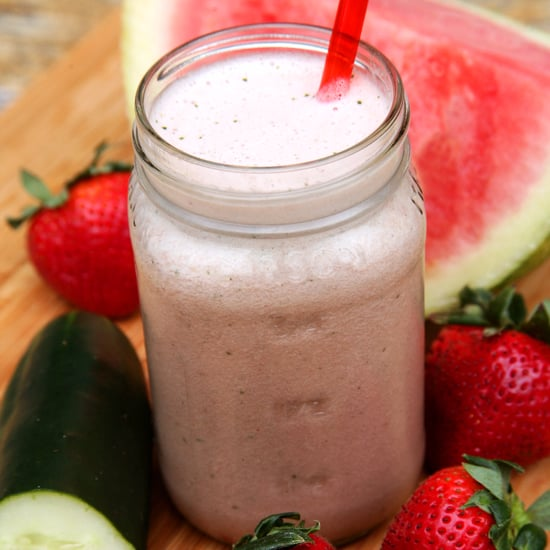 Weight-Loss Smoothie Ingredients