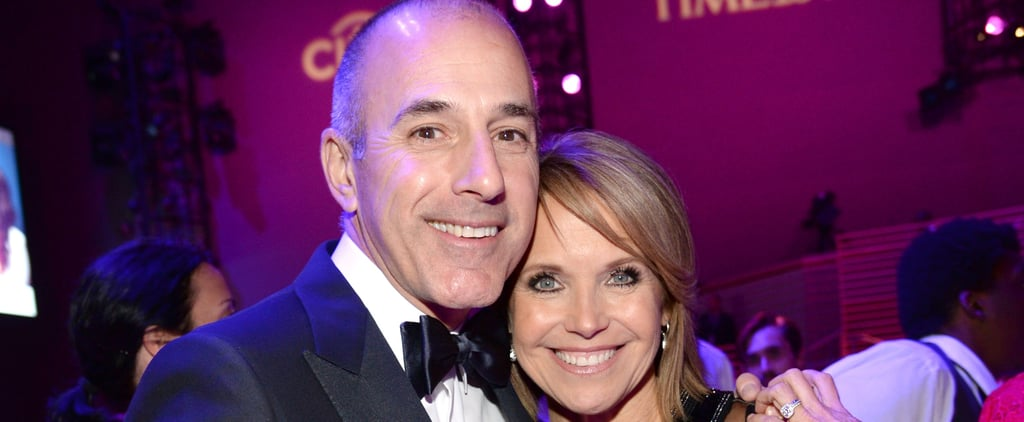 Katie Couric Quotes About Matt Lauer Firing on Today Show