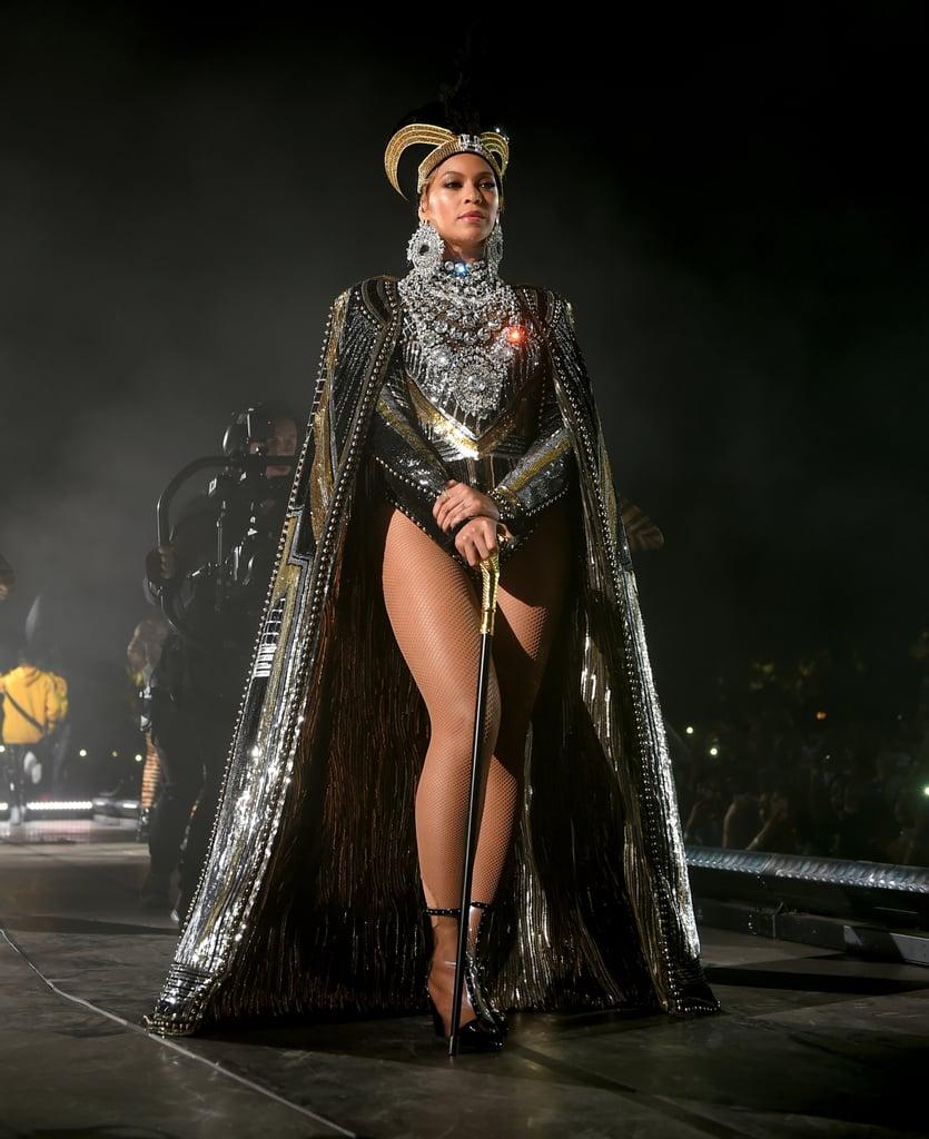 Beyoncé Reigned Over Coachella in Custom Balmain