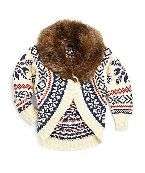 Faux-Fur Finds to Keep Your Tot Warm